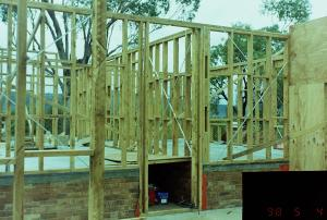 Photo of wall frames